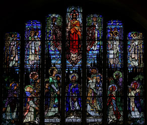 The Ascension Full Window